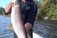 Jim's large Pike